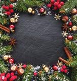 Weihnachtsfeiertagsdekoration lizenzfreies stockfoto