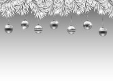 Weihnachtsfeiertagsillustration Lizenzfreies Stockfoto