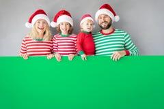 Weihnachtsfeiertagskonzept Kopieren Sie Platz lizenzfreies stockbild