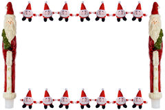 Weihnachtsfeld. Lizenzfreies Stockbild