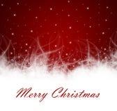 Weihnachtsfeld Stockbilder