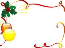 Weihnachtsfeld Lizenzfreies Stockfoto