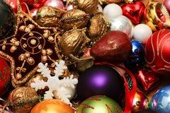 Weihnachtsfelder Lizenzfreie Stockfotografie