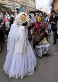 Weihnachtsfest Malanka Fest_27 Stockbilder
