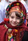 Weihnachtsfest Malanka Fest_45 Stockfotografie