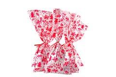 Weihnachtsfestlichkeits-Taschen Stockbilder