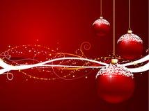 Weihnachtsflitter Lizenzfreie Stockbilder
