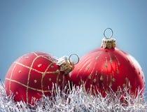 Weihnachtsflitter Stockfotografie