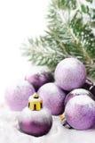 Weihnachtsflitter. Stockbild