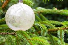 Weihnachtsflitter Lizenzfreie Stockfotos
