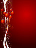 Weihnachtsflitter lizenzfreie abbildung