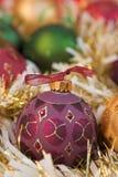 Weihnachtsflitter u. -filterstreifen lizenzfreies stockfoto