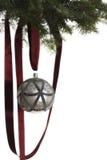 Weihnachtsflitteraufbau Lizenzfreie Stockfotografie