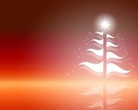 Weihnachtsflugblatt Lizenzfreies Stockbild