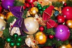 Weihnachtsfreude Lizenzfreies Stockfoto