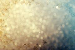 Weihnachtsfunkelnder Hintergrund lizenzfreie stockbilder