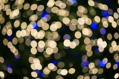 Weihnachtsfunkelnder Hintergrund Abstrakte Beschaffenheit des Feiertags Lizenzfreies Stockfoto