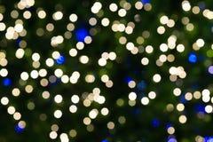 Weihnachtsfunkelnder Hintergrund Abstrakte Beschaffenheit des Feiertags Lizenzfreie Stockfotografie