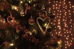 Weihnachtsgefühl Stockfotos