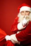 Weihnachtsgeheimnis Stockbilder