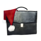 Weihnachtsgeschäftsauffassung Stockfotografie