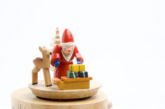Weihnachtsgeschenk lizenzfreie stockfotografie