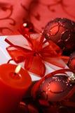 Weihnachtsgeschenk Stockbilder