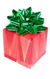 Weihnachtsgeschenk 2 Stockfoto