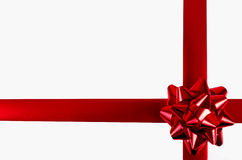 Weihnachtsgeschenk. Stockfotografie