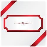 Weihnachtsgeschenk-Hintergrund Stockfoto