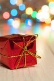 Weihnachtsgeschenk - Verzierung Stockbilder
