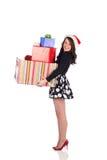 Weihnachtsgeschenke Stockbild