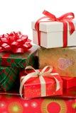 Weihnachtsgeschenke Stockbilder
