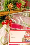 Weihnachtsgeschenke Lizenzfreies Stockfoto