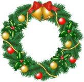 Weihnachtsgirlande Lizenzfreie Stockfotografie