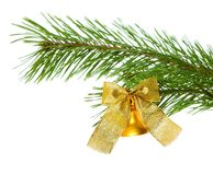 Weihnachtsglocke Lizenzfreie Stockbilder