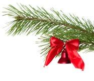 Weihnachtsglocke Lizenzfreie Stockfotos