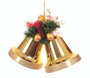 Weihnachtsglocke Stockfotos