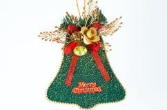Weihnachtsglocke Lizenzfreies Stockfoto