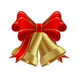 Weihnachtsglocken lizenzfreie abbildung