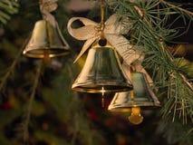 Weihnachtsglocken Lizenzfreie Stockfotos
