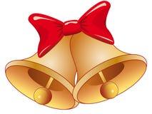 Weihnachtsglocken Lizenzfreies Stockbild