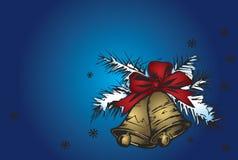 Weihnachtsglocken Lizenzfreie Stockbilder
