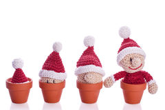 Weihnachtsgnom Stockfotos