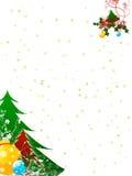 Weihnachtsgrüße Lizenzfreie Stockfotografie