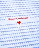 Weihnachtsgruß. lizenzfreie stockfotografie