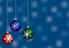Weihnachtsgruß Lizenzfreie Stockfotos