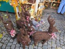 Weihnachtshandwerk Stockfotografie