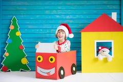 Weihnachtshauptfeiertags-Konzept des Entwurfes lizenzfreie stockbilder