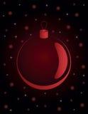 Weihnachtshintergründe Lizenzfreies Stockbild